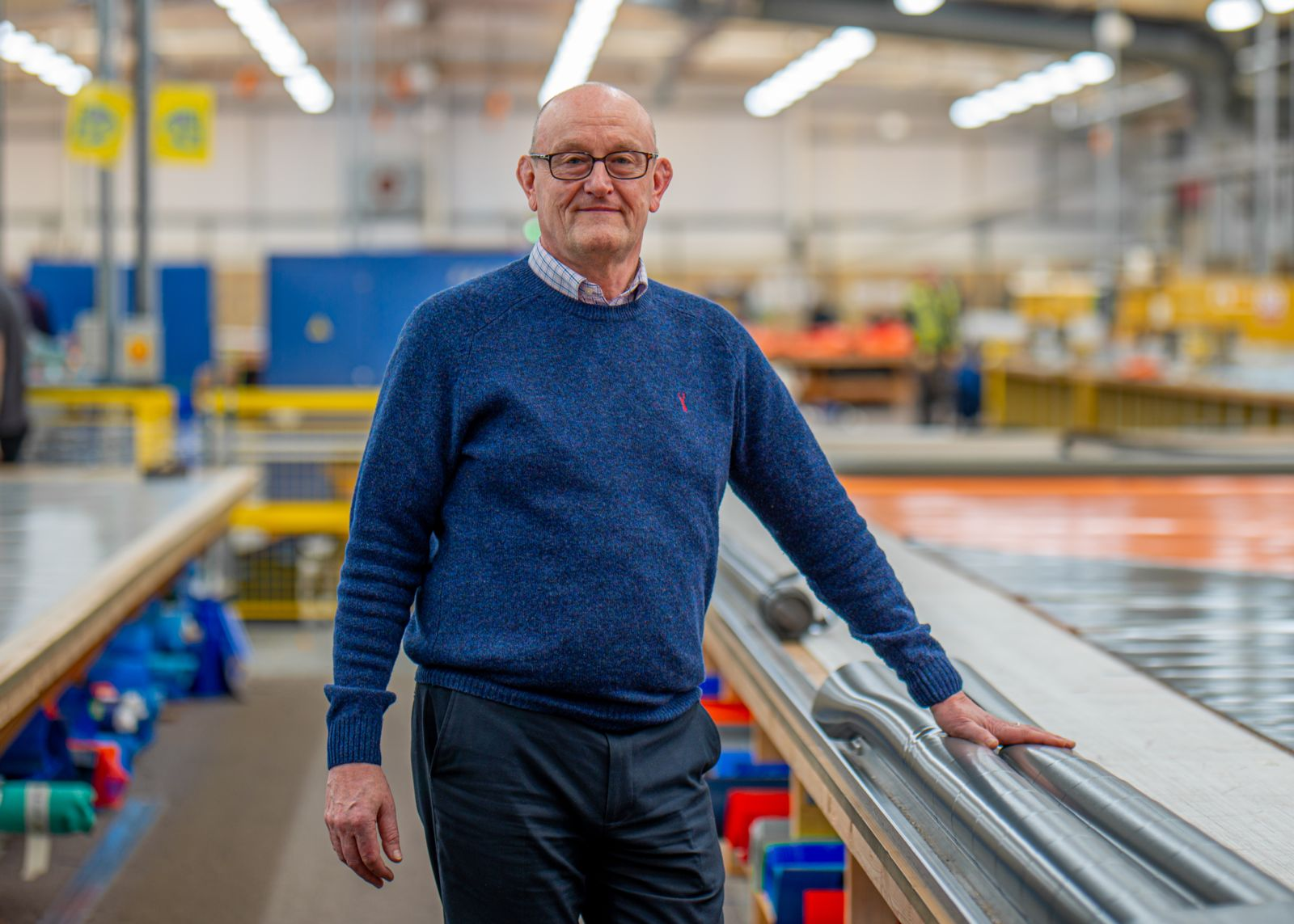 Structure-flex's Latest Hire Adds 40-Years' Experience