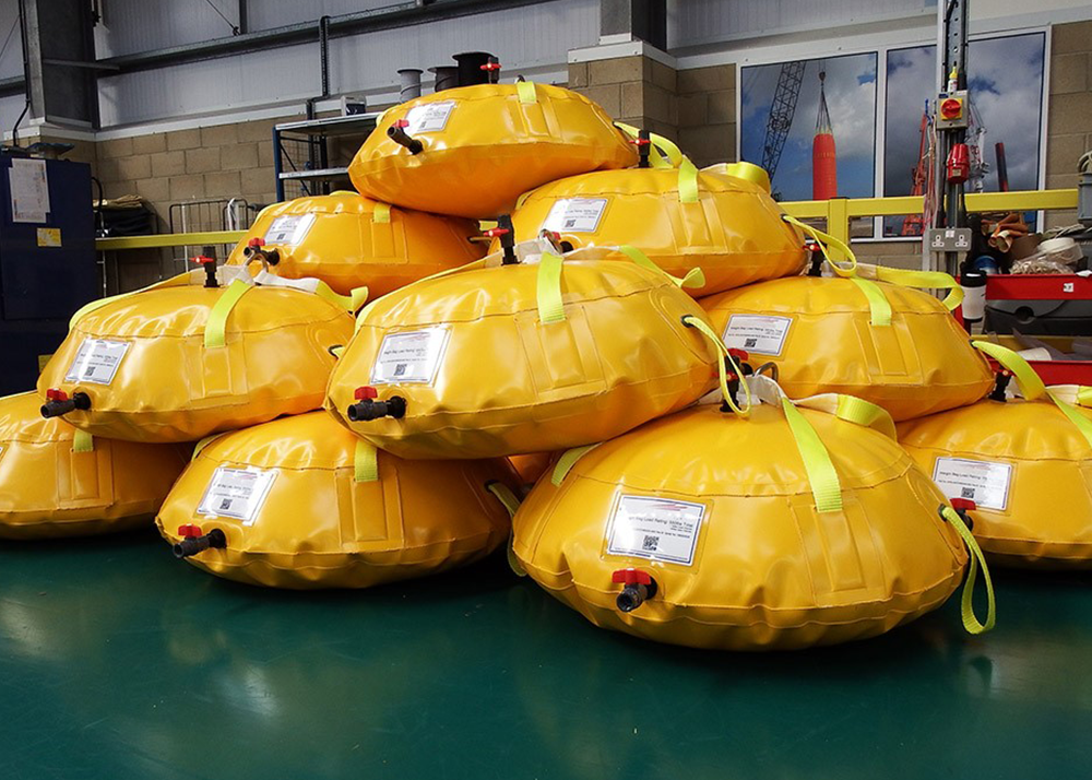 Structure-flex Create Bespoke Helicopter Rescue Test Bags