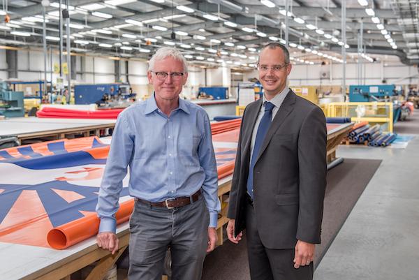 Norman Lamb MP Opens New Premises