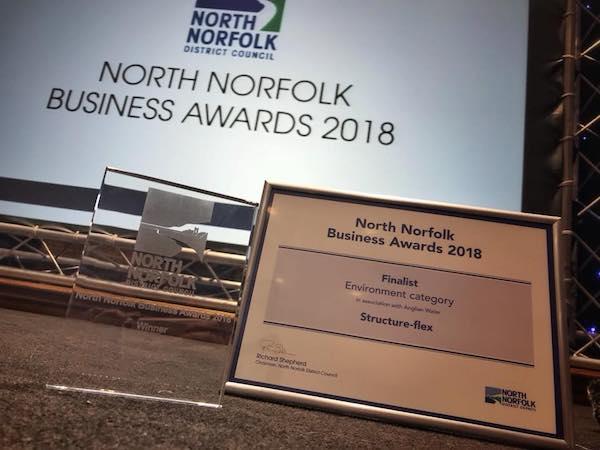 Regional Business Award Winner