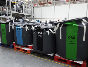 Reusable PVC Bulk Bags are the Wright Choice