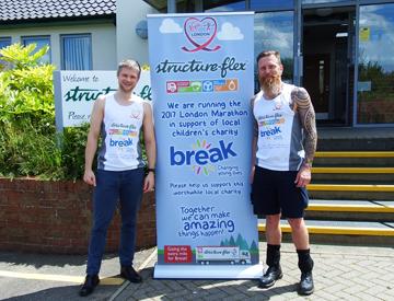 London Marathon for Local Children's Charity Break!