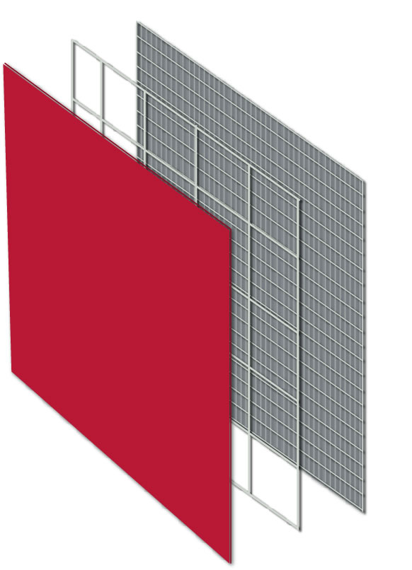 Welded Wire Mesh Standard Sheet Sizes Hot Sell 2 4 6m